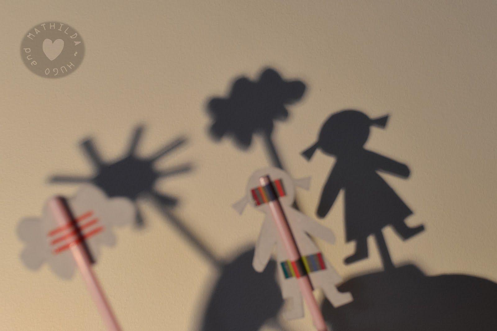 Hugo and Mathilda: Shadow theatre