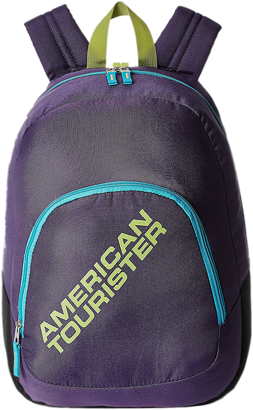 bbb0629282 Buy American Tourister Jasper 13 ltrs Purple Kids Backpack (5 - 7 years age)  from Amazon.