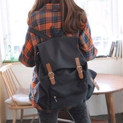 Korean Trendy 2013 New College wind female bag retro canvas bag ...