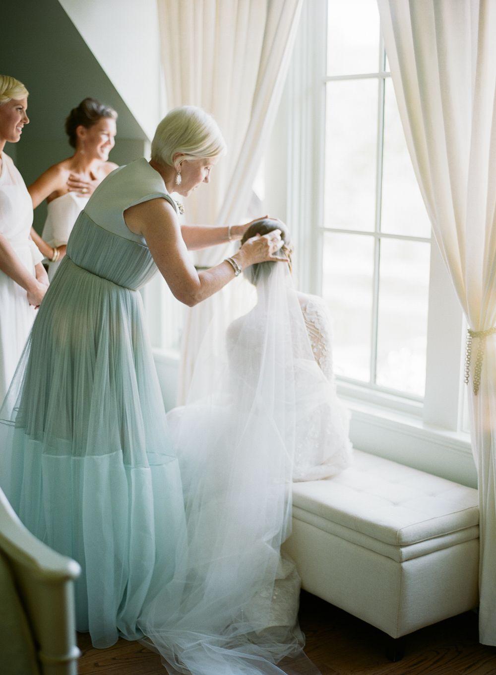 Southern style wedding dresses  RiverOaks Charleston Wedding by Elisa Bricker  Southern Style