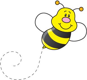 bee clipart 8 free cute bee clip art for free clipartwiz 2 bordado rh pinterest com funny bee clipart cute honey bee clipart