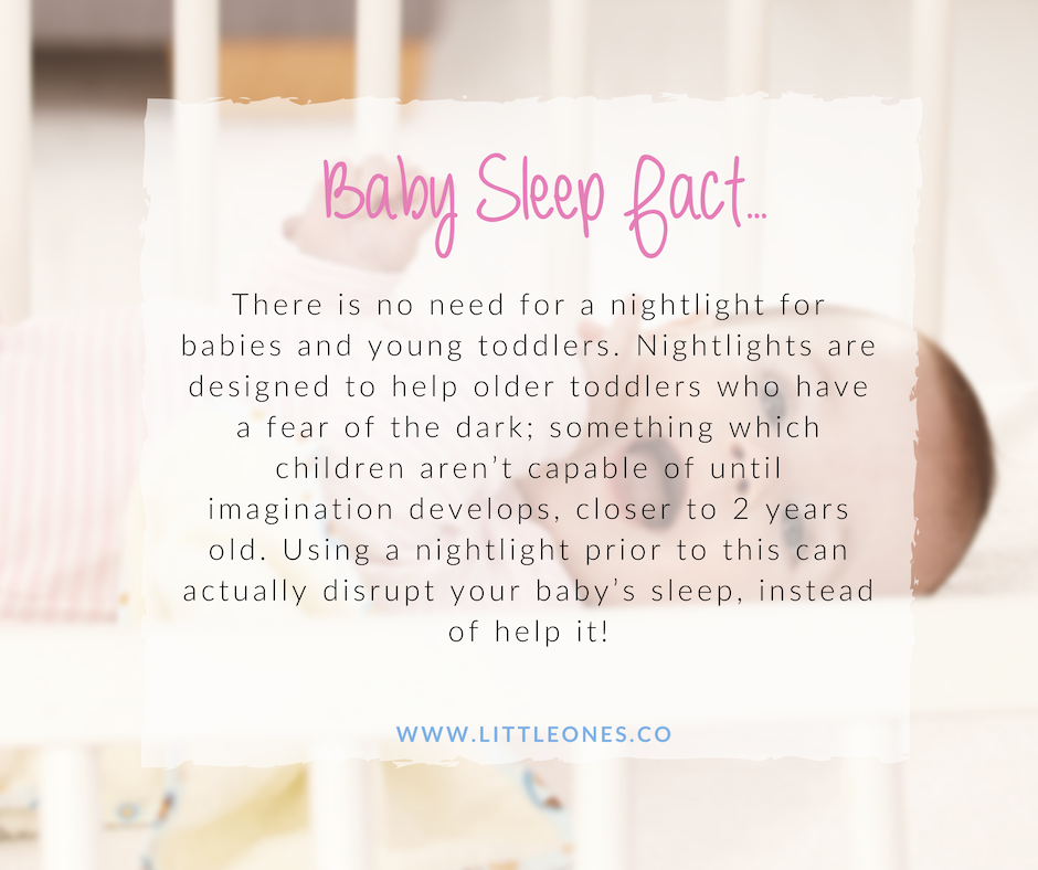 Baby Sleep Fact Did You Know That Using A Nightlight Can Disrupt Your Babies Sleep Instead Of Help It If You Better Baby Sleep Sleep Baby Sleep
