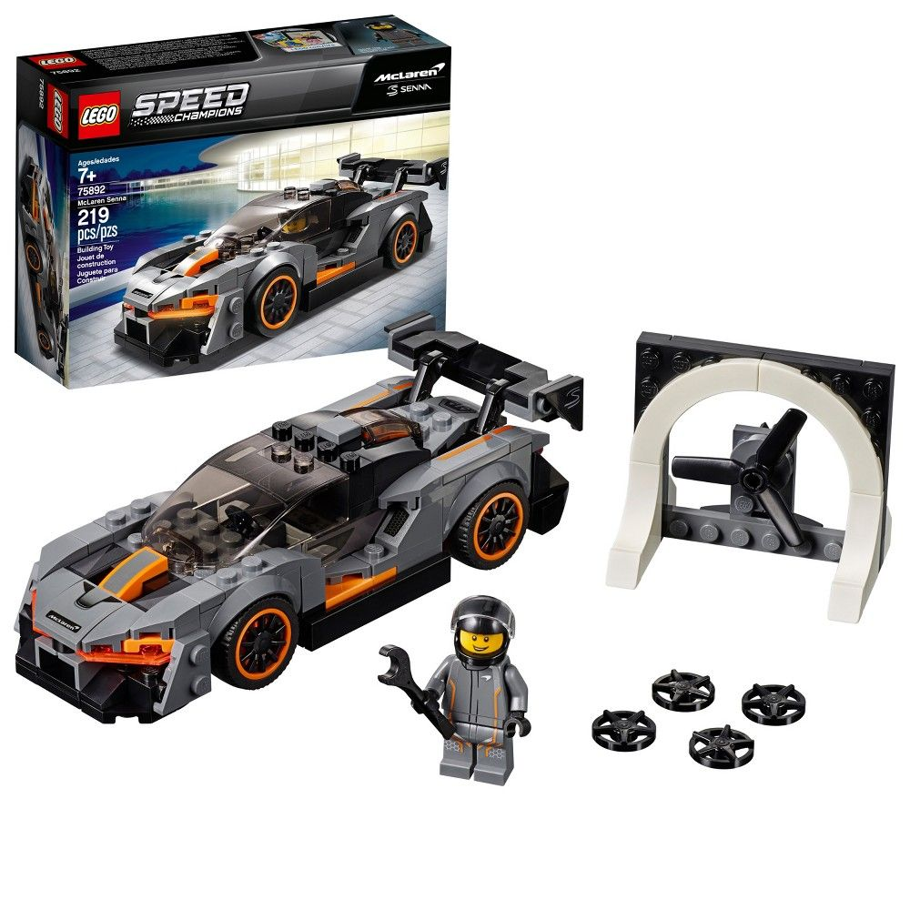75892Products Speed Lego Mclaren Champions Senna BeCdxroW
