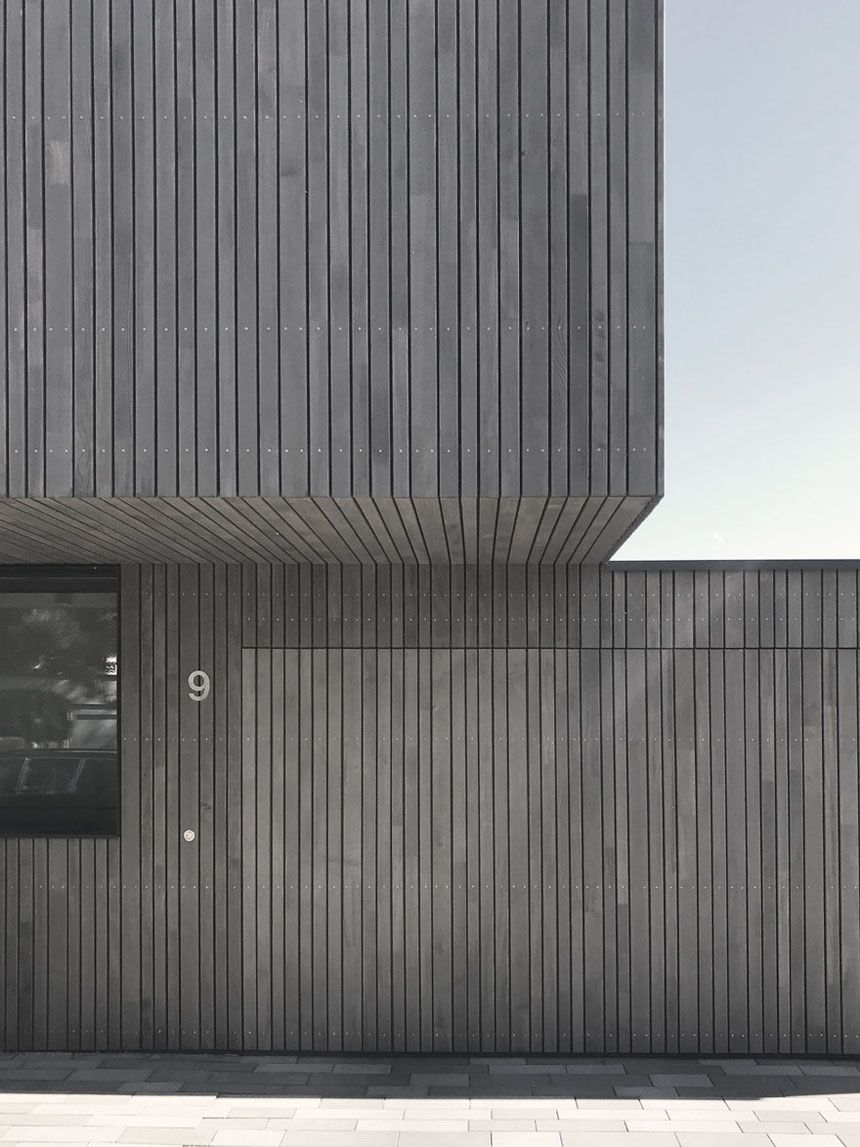 Neubau EFH, Haus G, Schollenhaldenstraße, Heilbronn | Fasade ...