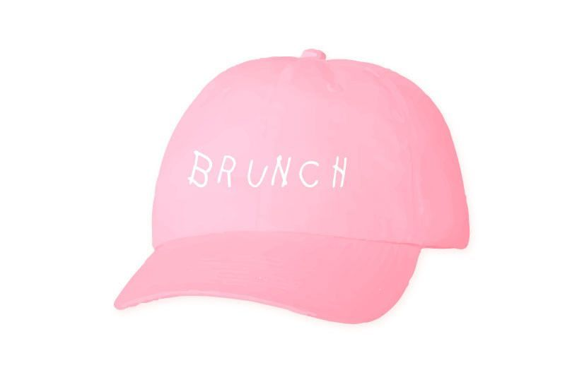 502e42b39d39c BRUNCH  DAD HAT  unstructured baseball hat Cotton chino Adjustable  buckle-strap with hideaway slit Pre-c