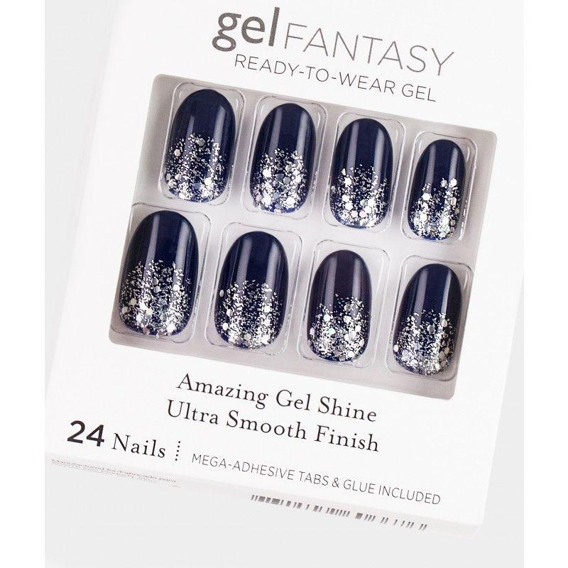 gel FANTASY Nails by KISS - Freshen Up - Nails | Nails | Pinterest ...