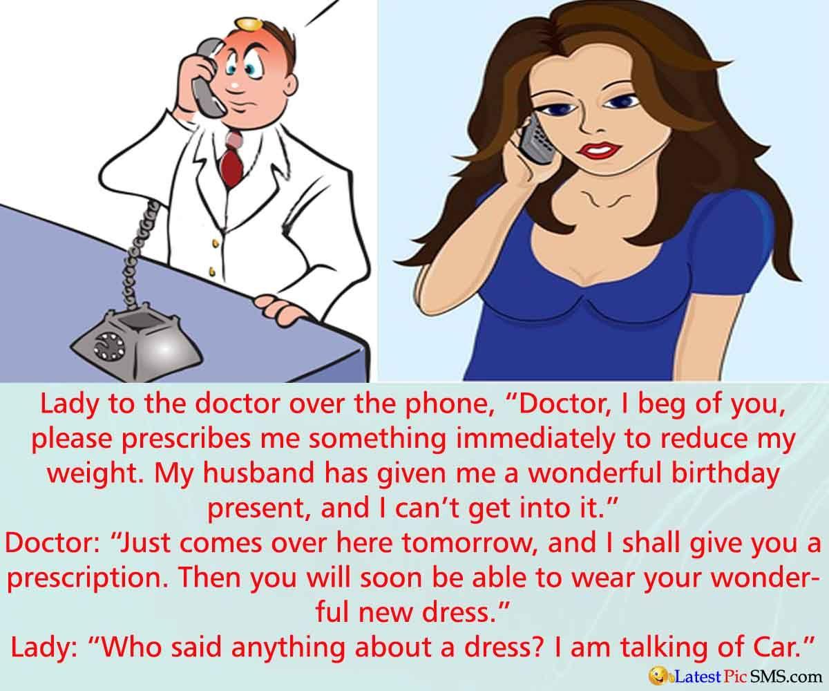 Jokes from doctors