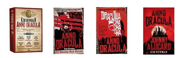 Anno Dracula The Best Vampire Novel In Decades Vampire Novel Dracula Book Dracula