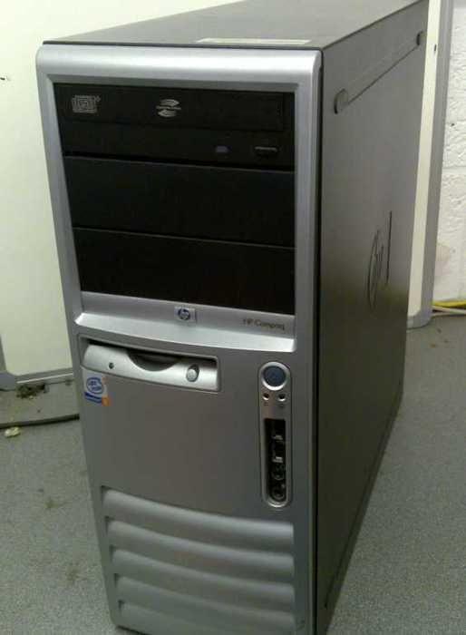Download Drivers: HP Compaq dc7100 ODD