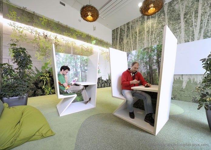 apa yang anda dibutuhkan untuk desain kantor modern