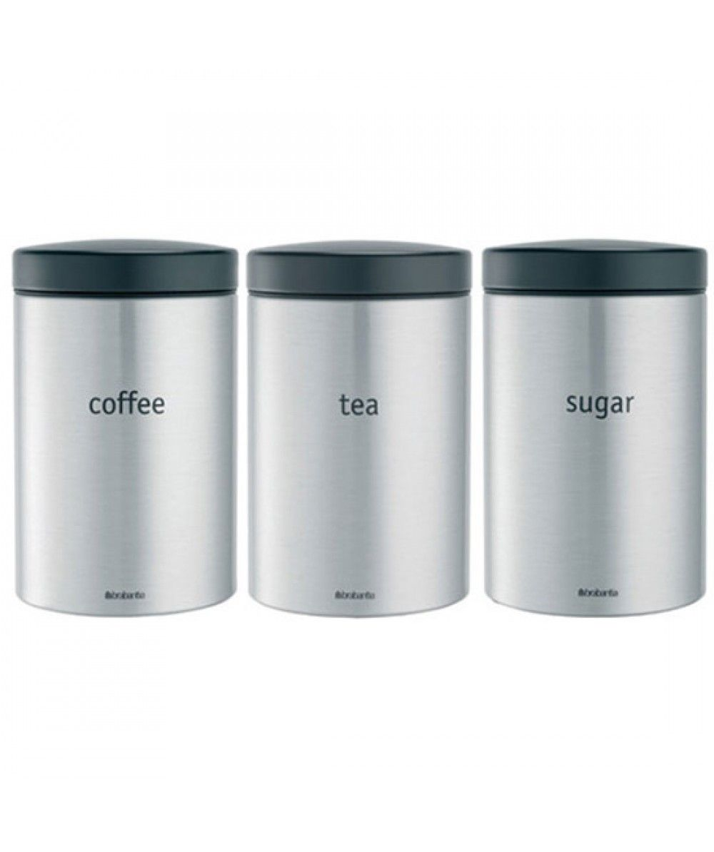 Serve up some stylish charm with these lovely Jar Set. Great for Coffee, Tea and Sugar #Storage.  Don't miss a chance to buy the online and gave your #kitchen a smart look.
