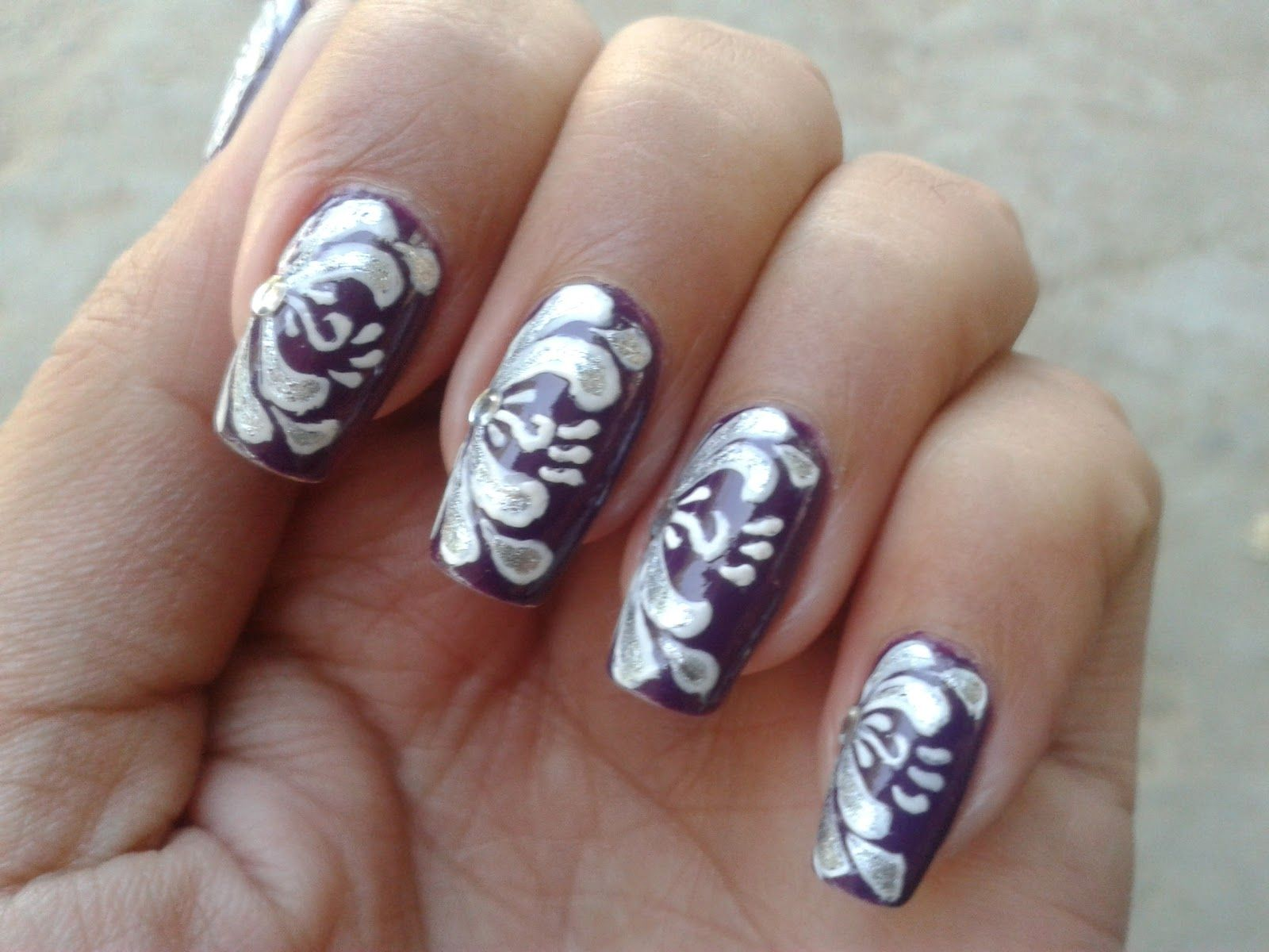 Nail art is an imaginative process and get your nails painted, or ...