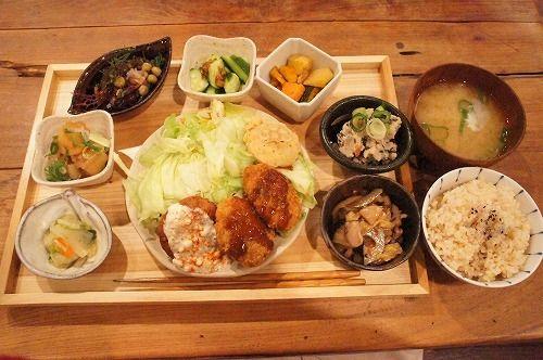 mumokuteki cafe ☆マクロビディナー編 vol.340 @京都の画像   室谷真由美 オフィシャルブログ powered by Ameba