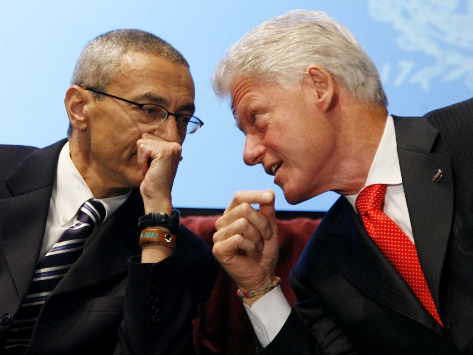 Image result for john podesta is a commie