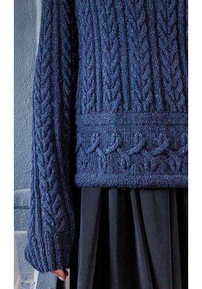 Lana Grossa PULLOVER Lace Seta - FILATI Handknitting No ...