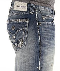 Affliction Men's Buckle Jeans | tees | Pinterest | Buckle jeans ...
