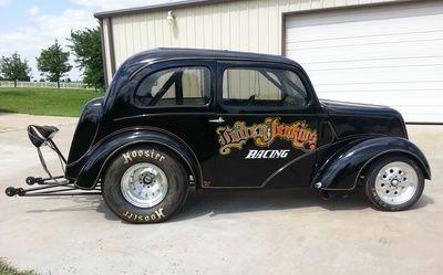 1948 Anglia Nostalgia Gasser for Sale in Dallas, TX