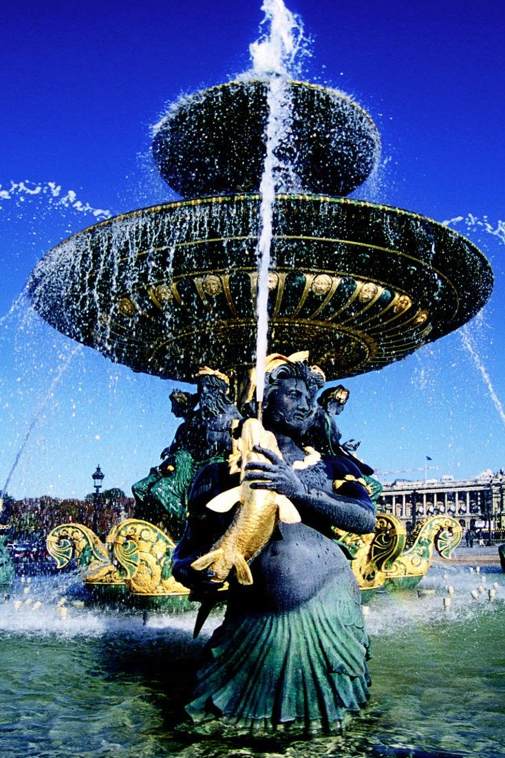 Next Stop: Place de la Concorde. Buddha-Bar Hotel Paris (Paris, France) - Jetsetter