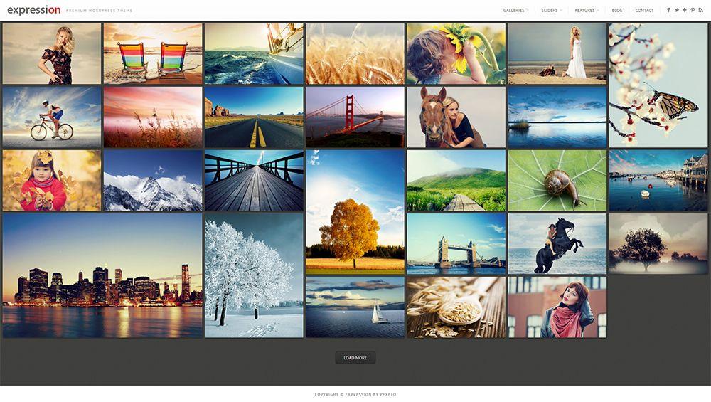 Jo - Creative Photography Portfolio WordPress Theme