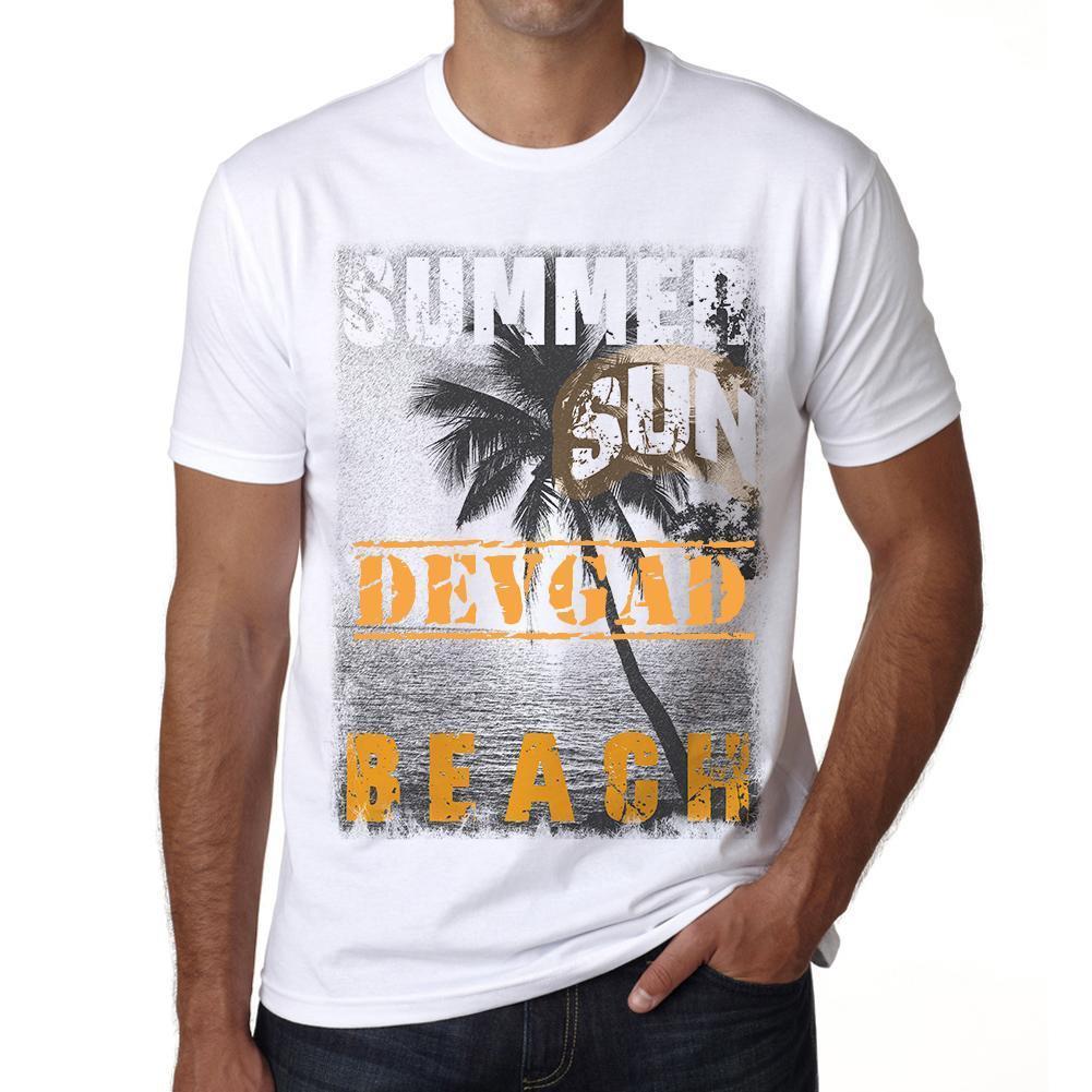 Devgad ,Men's Short Sleeve Rounded Neck T-shirt