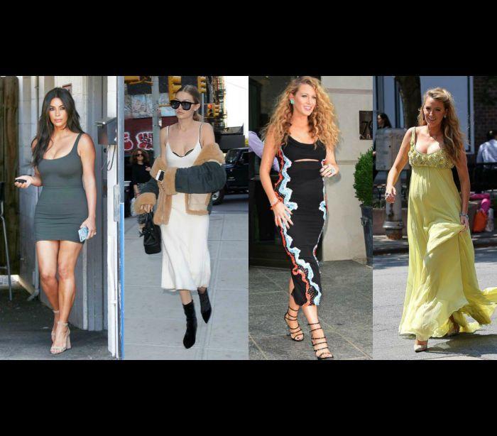 As famosas mais bem vestidas da última semana | SAPO Lifestyle