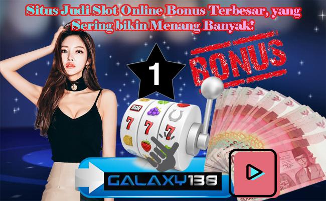 Pin Di Galaxy138 Situs Agen Judi Online Terbesar