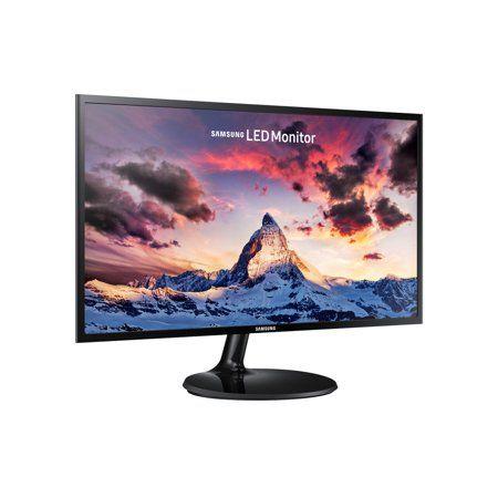 Samsung SF350 Series 24 inch Monitor - LS24F350FHNXZA, Black