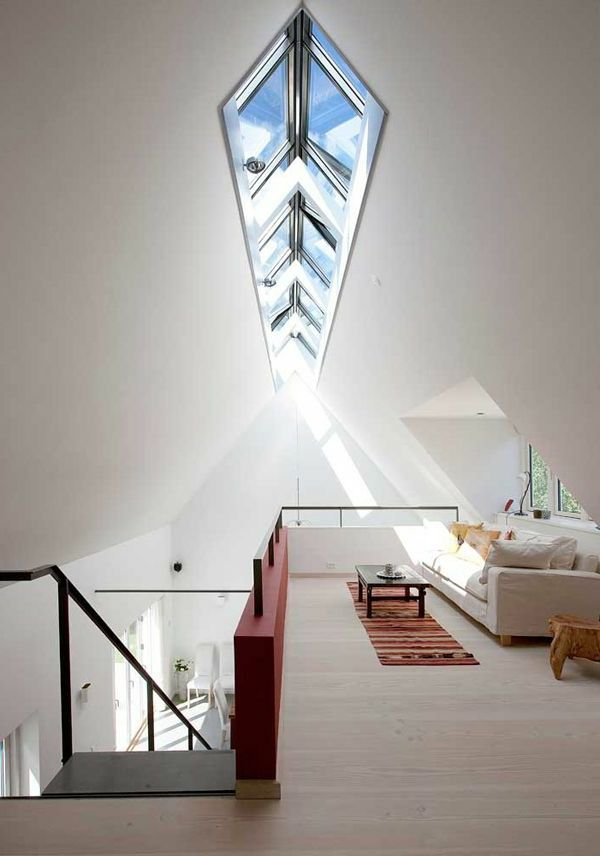 Maison de rêve - idées originales pour votre maison future Wheels - maison toit en verre