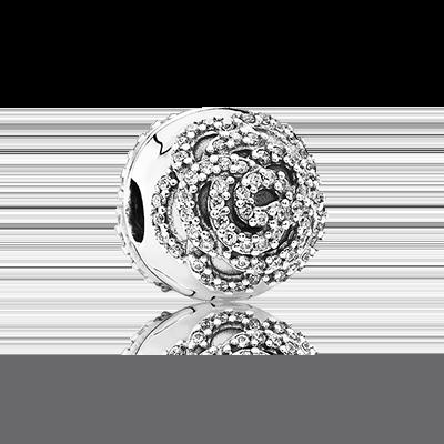 clips pandora rose