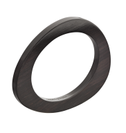 Extra Bangle in Ebony by Georg Jensen