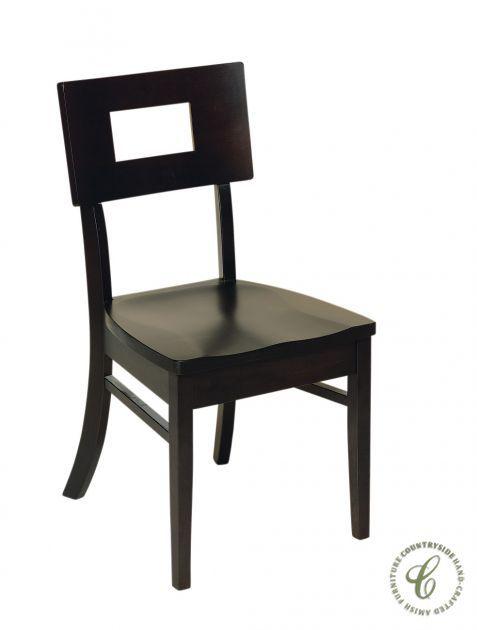 Caliari Contemporary Side Chair