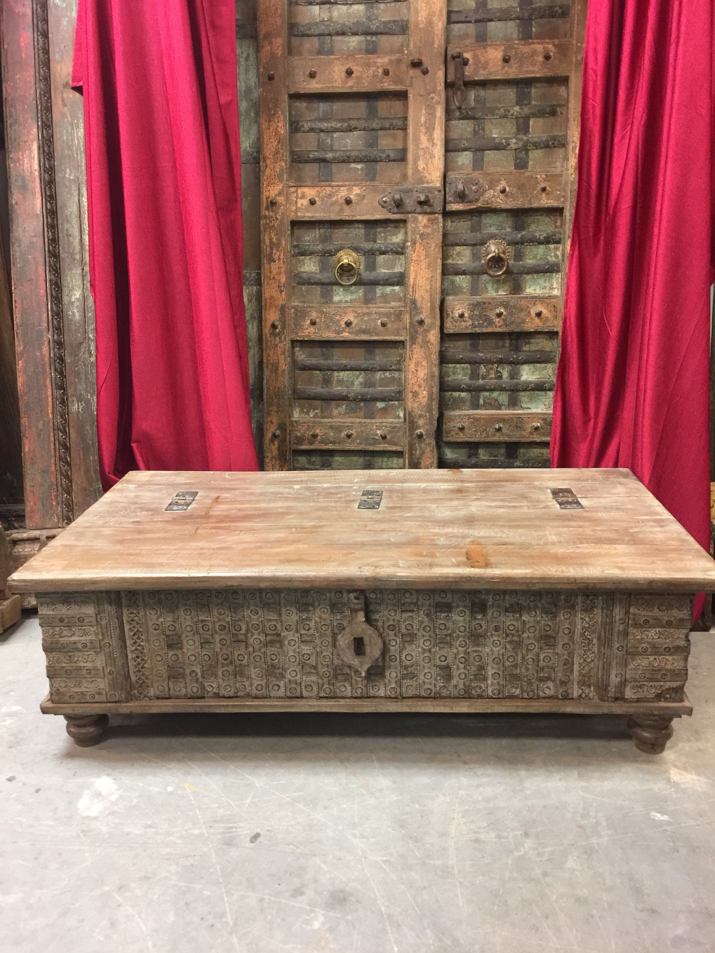 Park Art|My WordPress Blog_Indian Coffee Table With Storage