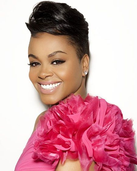 25 Short Hairstyles For Black Women | Short Hairstyle, Black Women And  Shorts