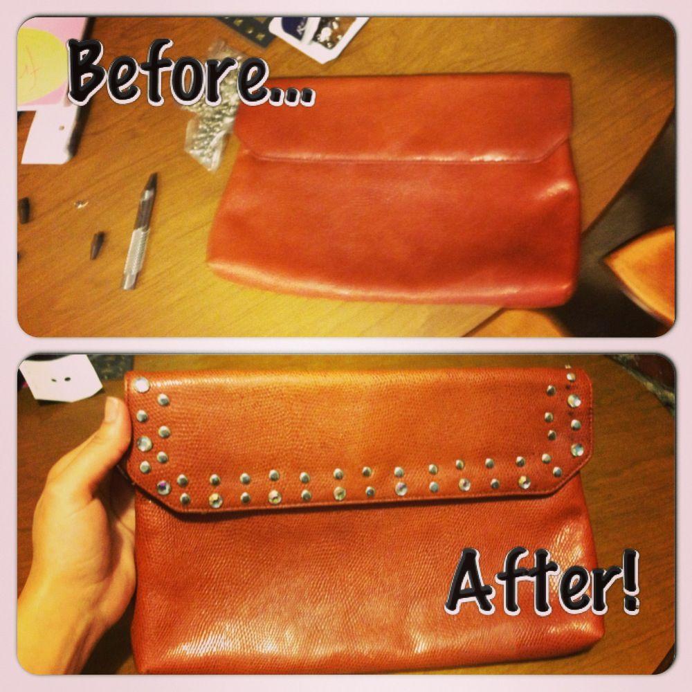 Bolsa customizada by me! :)