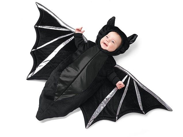 why not dress your up-all-nighter in this adorbs bat disguise? #adorable