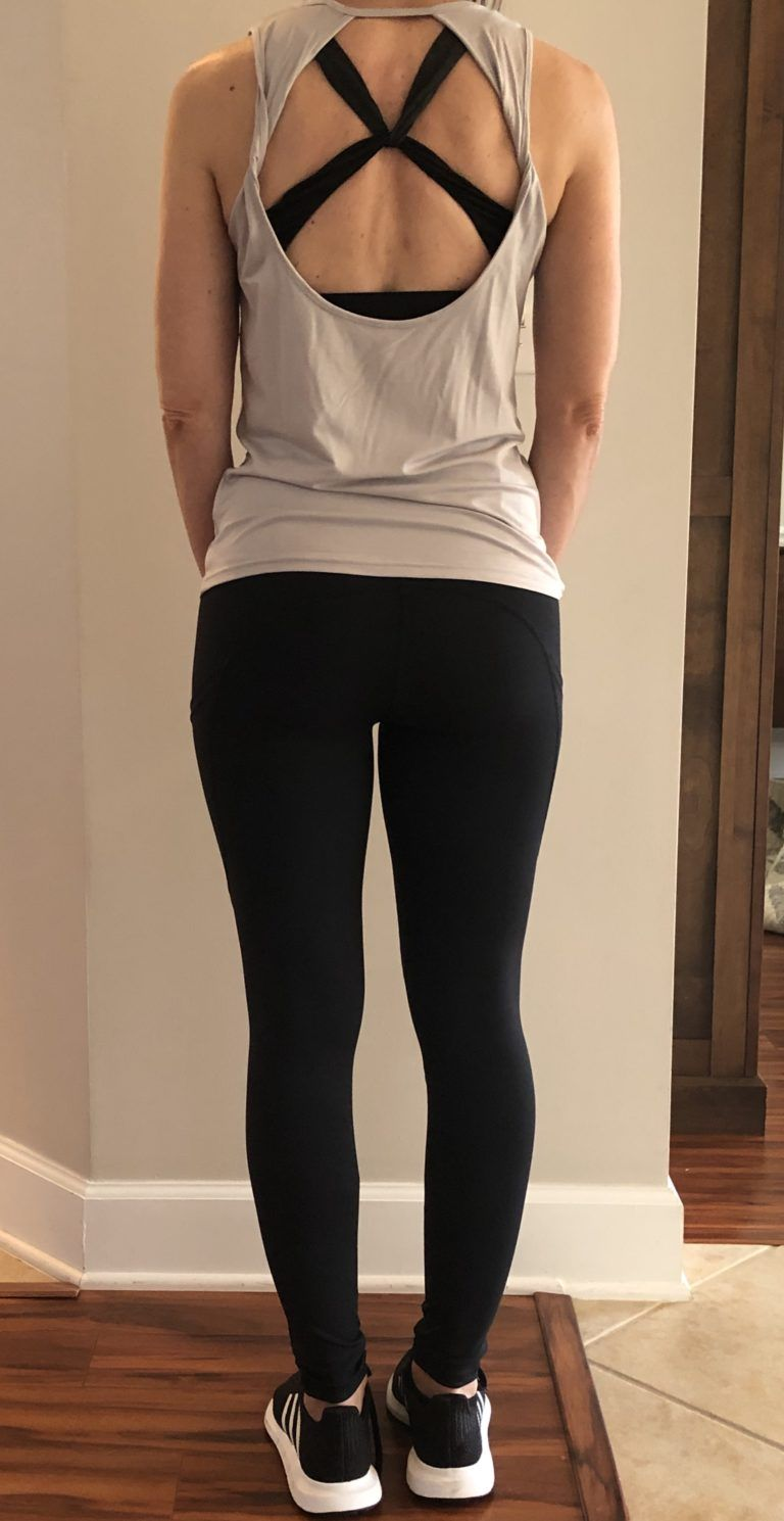 Amazon workout gear for under 20 and free shipping. Cute