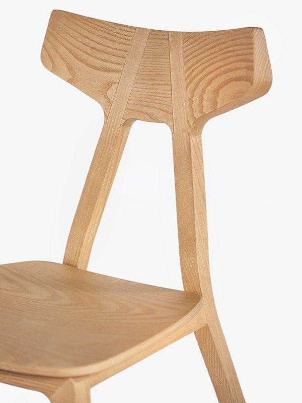 Ash Chair Yolee By Anesis Design Athanasios Babalis