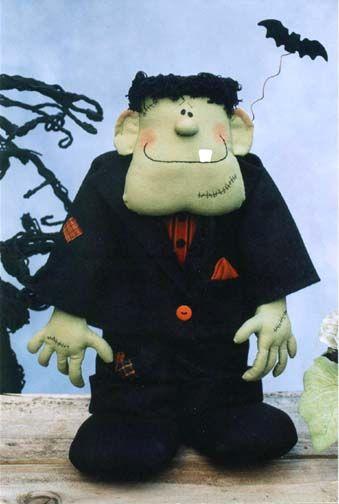 Frankie Halloween Crafts Pinterest Frankenstein, Patterns and - patterns for halloween decorations