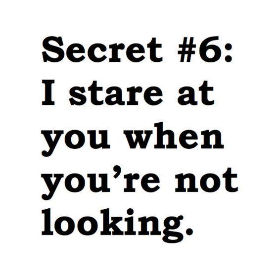best Secret crush quotes   me   Pinterest   Secret crush quotes