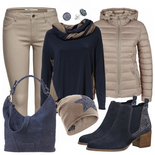 bf4eb7876e2b67 harmony Damen Outfit - Komplettes Winter-Outfit günstig kaufen |  FrauenOutfits.de