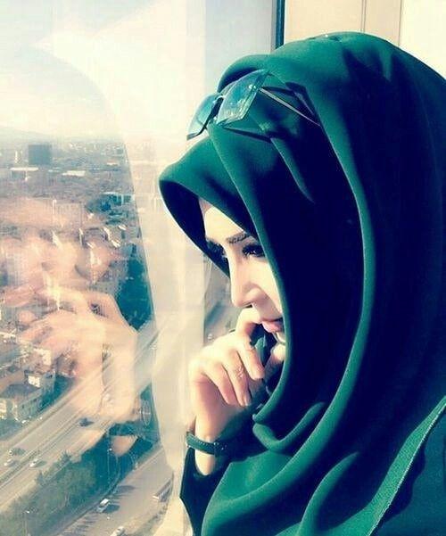 Pin By Mariyam Khan On Stylish Dpz  Girl Hijab, Hijab Dpz -9499
