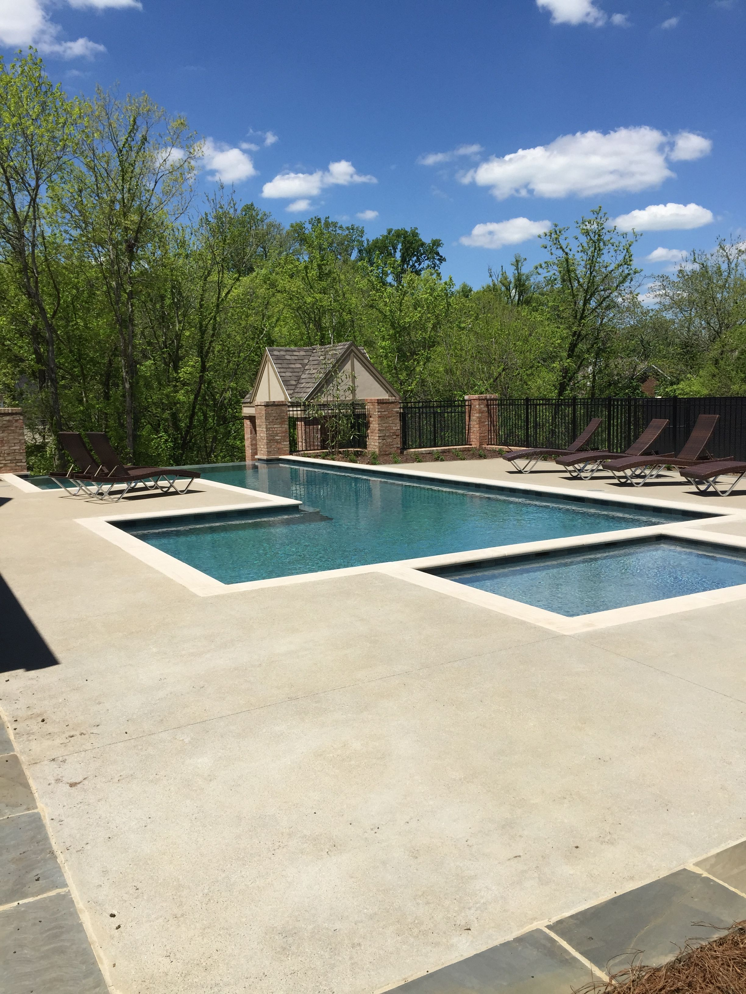 Pool Builders, Pool Spa, Nashville, Tennessee