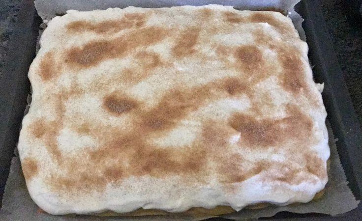 Apfelmus - Kuchen vom Blech - Kochen & Backen -