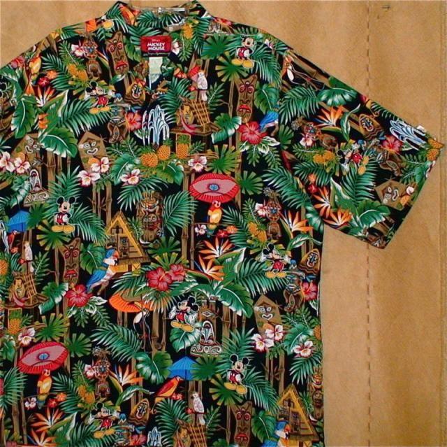 a88a8d91 Reyn Spooner Disneyland Shirt - Wicked Spoon