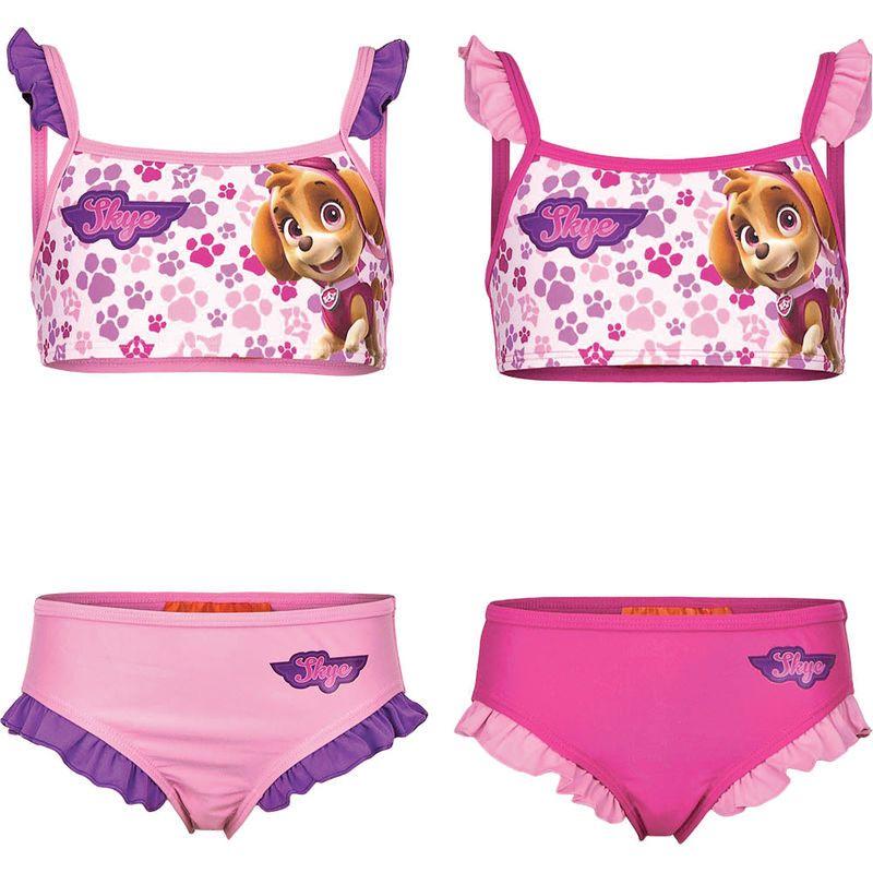 Bikini De Patrulla Canina Paw Patrol Skye Swimwear Fashion
