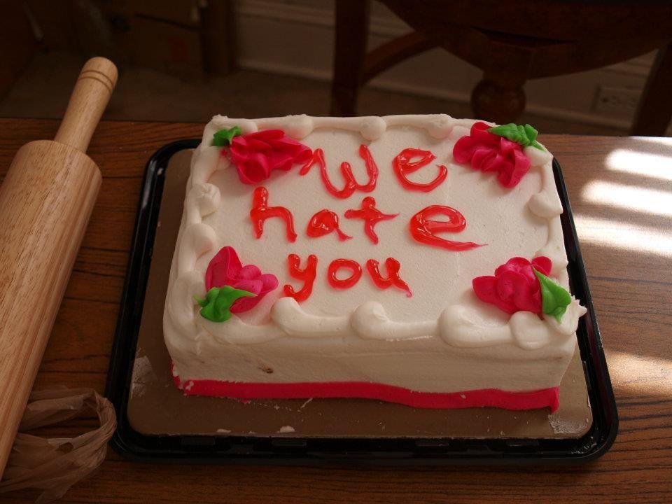 cake birthday cake mettezle sur un gteau Pinterest