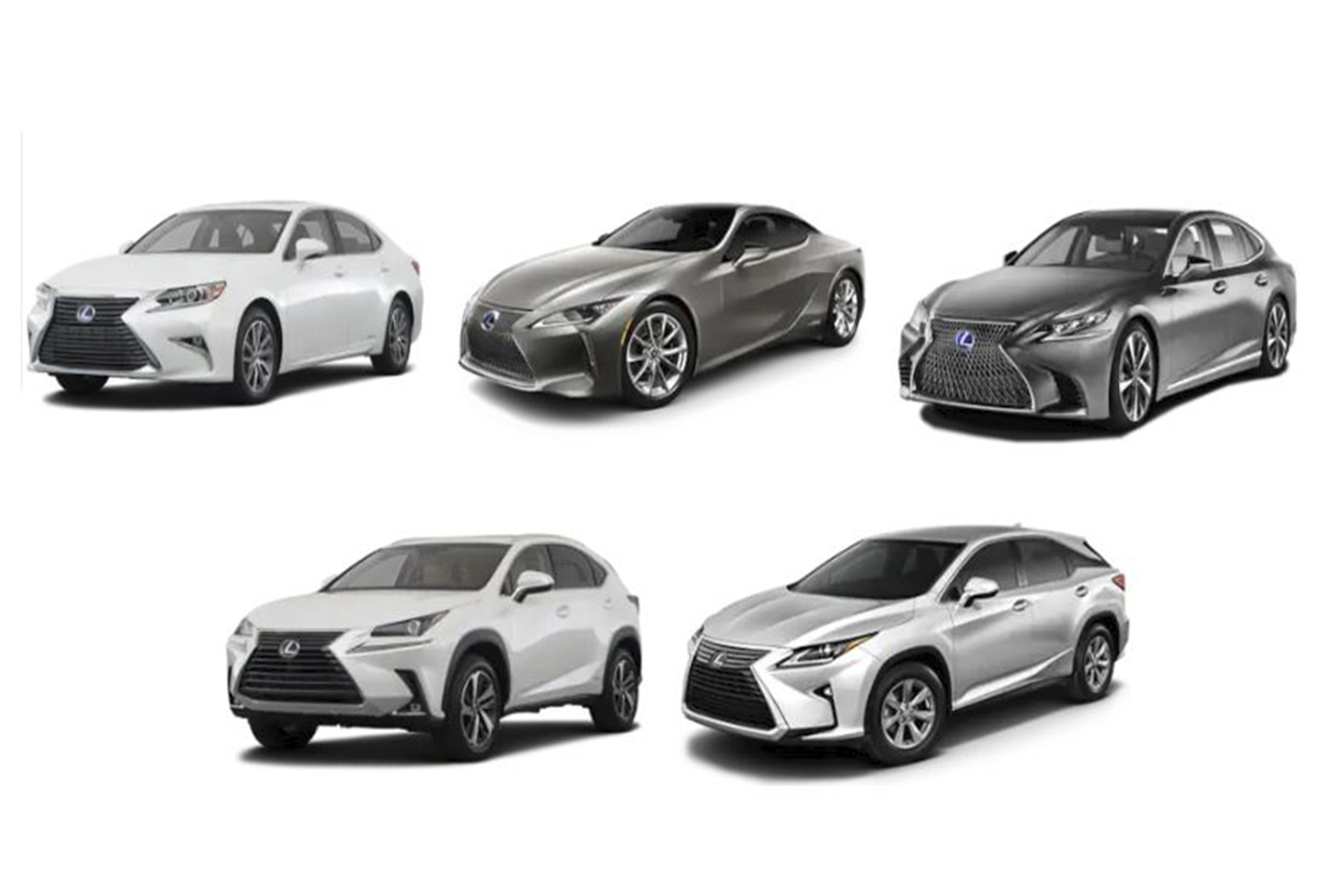 2019 Lexus Model Showroom Explore Lexus Vehicles With Images
