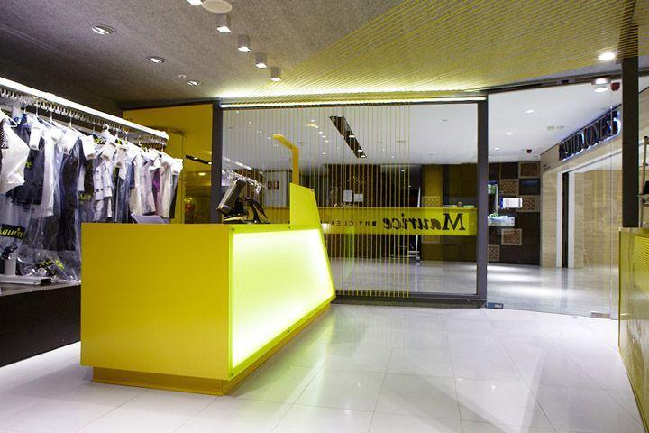 Dry Clean Shop Design Google Search Shop Interior Design