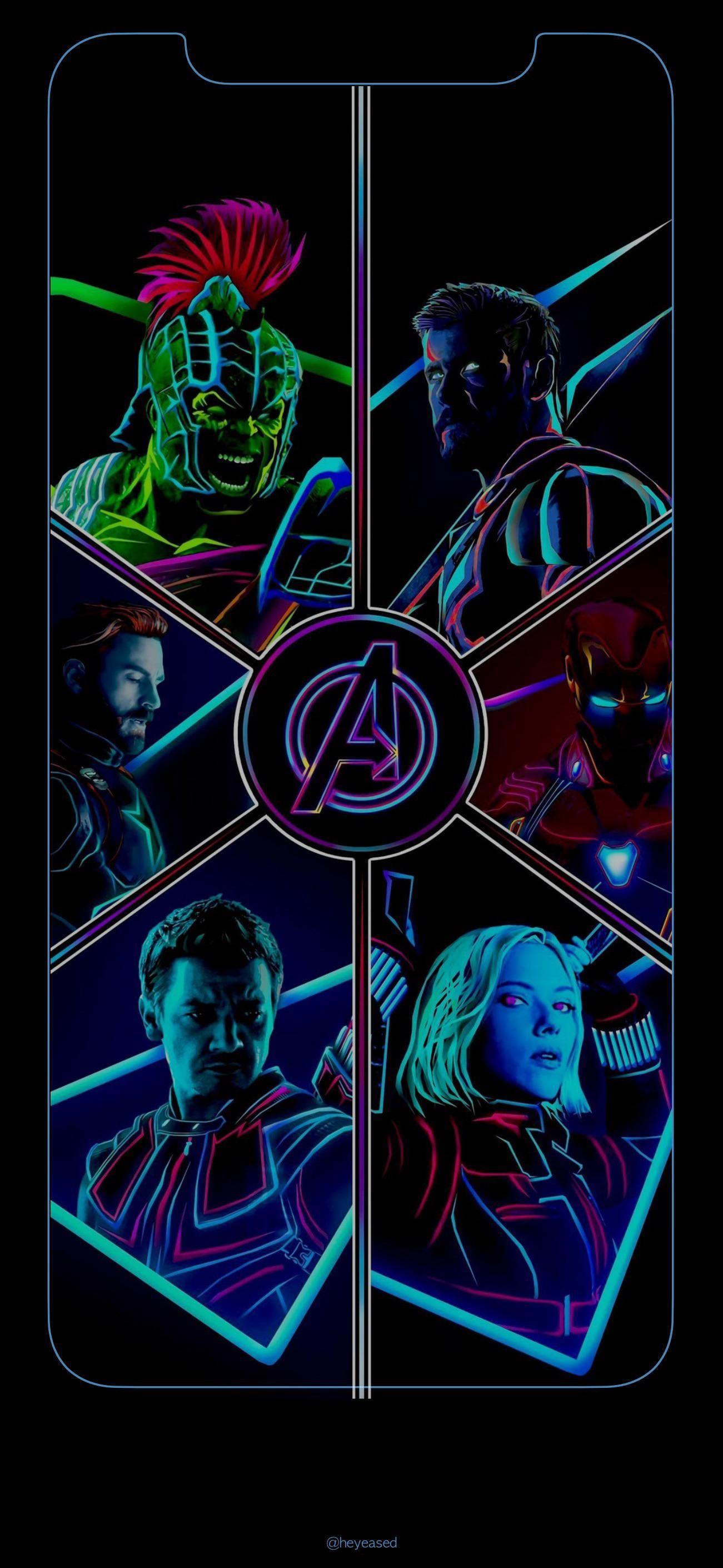 Avengers wallpaper iPhone X Marvel wallpaper, Avengers