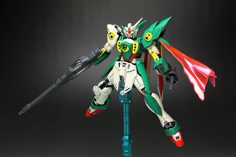 10 Hg Wing Gundam Fenice You Never Seen Before